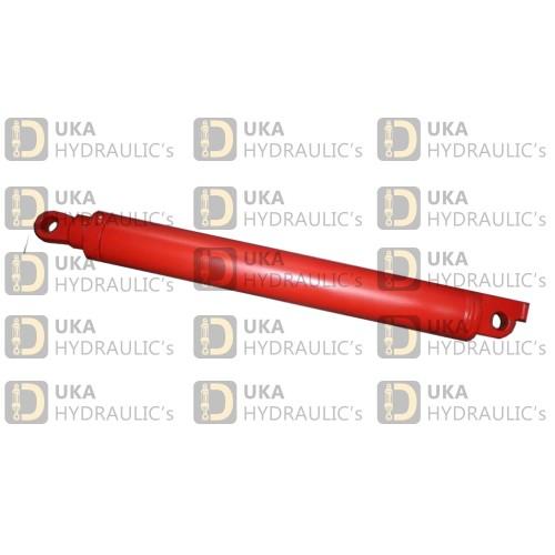 Гидроцилиндр Дон-1500 Подъем жатки (Славутич)   16ГЦП63.ПП.000.11-500