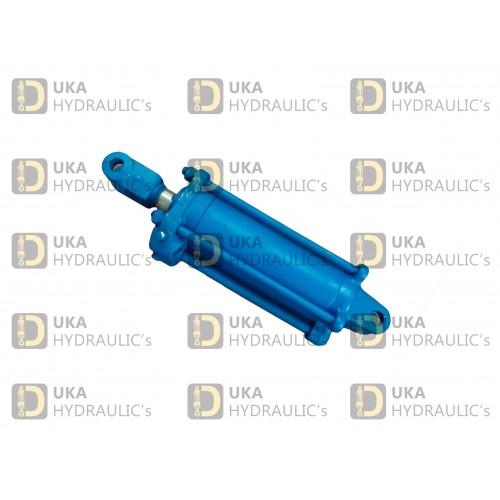 Гидроцилиндр 100  Старый  образец  Ц 100.200-3. Ц100-1313001-А СБ