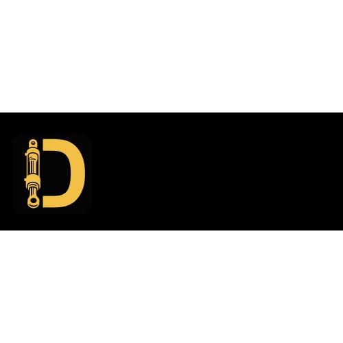 Гидроцилиндр  Рейка ПА поворота стрелы (реечный)80.350.57 (ПФ-1А,ПФ-1Б 80.35.57 ПЭ-048,ПЭК 33.000)